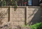 East Melbourne Modular wall fencing 3